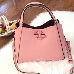 🔥SALE Kate spade Talia triple compartment satchel